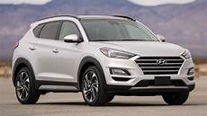 2019 Hyundai Tucson Facelift Drops Turbo Dct In Us