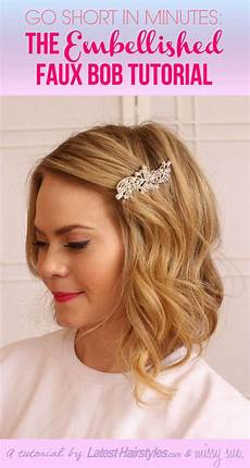 10 beautiful diy hairstyles to wear to a wedding page 9 bridalguide