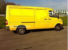 mercedes sprinter 308 cdi 2002 box type delivery