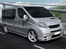 Opel Vivaro A Facelift Matrix Kit