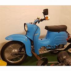 Simson Schwalbe Kr51 1 Blau Werner Motorger 228 Te