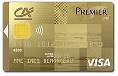 carte debit credit credit bank personnel carte visa premier credit agricole