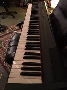 review yamaha p 115b digital piano best buy