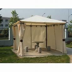 pavillon dach 3x3 beige haus design ideen