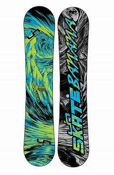lib tech skate banana 2016 2010 snowboard review