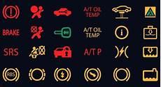 Auto Licht Symbole - checking dashboard instrument gauges light to avoid