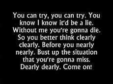aly aj potential breakup song lyrics youtube