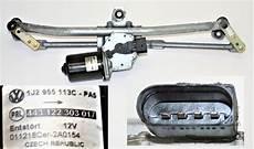 scheibenwischermotor golf 4 used genuine vw golf front wiper motor 1j2 955 113 c
