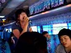 korean bus karaoke youtube