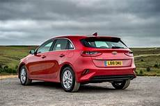 kia ceed hatchback 2018 photos parkers