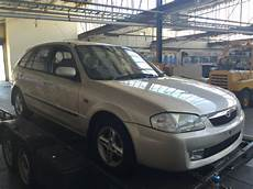 1999 mazda 323 bj astina 5 sp manual 1 8l multi point f