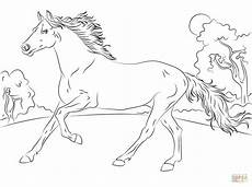 Ausmalbilder Pferde Gratis Ausmalbilder Pferde Malvorlage Gratis