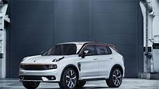 The Best Hybrid Suv Launch On 2018 Lynk Co 01 Suv