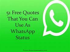 Free Whatsapp Status Quotes Whatsapp Status Quotes