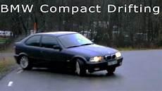 drifting bmw 316i compact e36 real