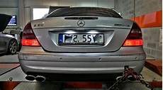 chiptuning mercedes w211 e55 amg 467km stage 1