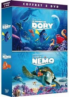 dvdfr le monde de nemo le monde de dory dvd