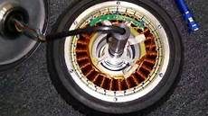 hoverboard wheel motor what s inside how to open up