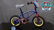 fahrrad 12 zoll paw patrol 12 inch bike from pacific cycle