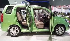 Maruti Suzuki WagonR 7 Seater MPV Price Images Launch