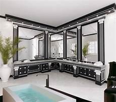 mobili bagno di lusso mobile elegante da bagno per albergo di lusso idfdesign