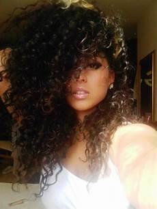 naturally beautiful hair curly
