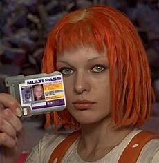 das 5 element the fifth element milla jovovich leeloo profile