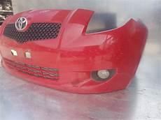 Pare Choc Avant Toyota Yaris Ii Phase 1