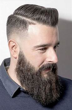 top 15 mens hairstyle with beard for a complete makeover
