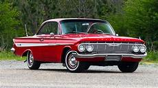 the 1961 64 chevy impala still has youth appeal