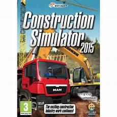 Construction Simulator 2015 Jeu Pc Achat Vente Jeu Pc