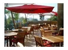 parasol restaurant professionnel parasols d 233 port 233