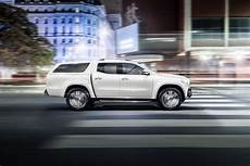 mercedes x class no v8 amg version for the new x class says mercedes