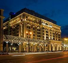 Hotel The Ritz Carlton Moscow Russia Booking