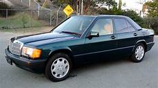 Mercedes 190e - 1993 mercedes 190e limited edition le one of 700 made