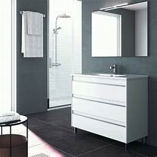 Bathroom Vanity Mirrors 100 by Ws Bath Collections 100 Pack 1 Gloss White Complete