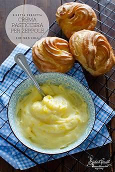 crema pasticcera densa per zeppole crema pasticcera per zeppole di san giuseppe ricetta nel 2020 ricette cibo squisito