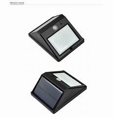 pir motion sensor l led solar light energy saving l