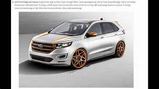 Dia Show Tuning 2016 Ford Edge Vaccar