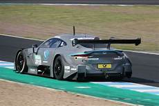 R Motorsport S Aston Martin Vantage Dtm Car Makes Track