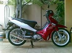 Modifikasi Warna Jupiter Mx by Jupiter Mx Modifikasi Warna Merah Thecitycyclist