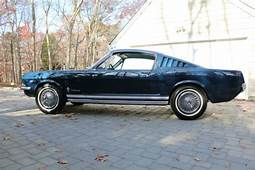 1965 Mustang Fastback For Sale2894 SpeedCaspian Blue
