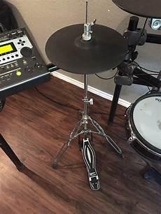 Roland Td 12 V Drum Digital Drum Set Kit Excellent Used