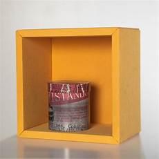 mensole cubo fabric set 9 mensole cubo da parete rivestite in tessuto