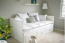 Ikea Tagesbett Hemnes - ikea hemnes day bed frame with 3 drawers white trade me