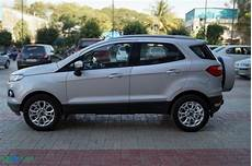 used ford ecosport review