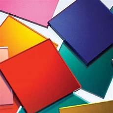 burhani colored acrylic mirror sheets thickness 3 4 mm packaging type box rs 160 square
