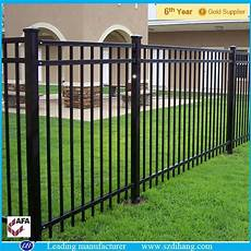aluminum fence aluminum fence panels powder coated
