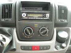 fiat ducato kombi glazed air conditioning radio cd
