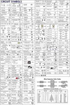 circuit symbols electronic schematics electronics basics